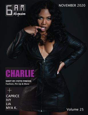 6 A.M. Magazine Volume 25 (Charlie)