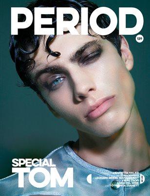 PERIOD 129 COVER B