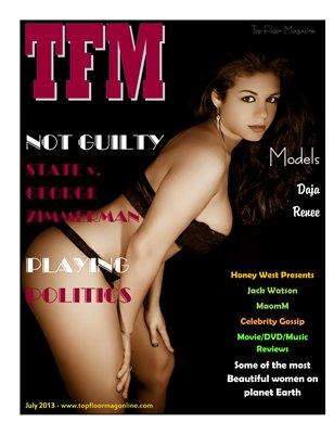 Top Floor Magazine July 2013