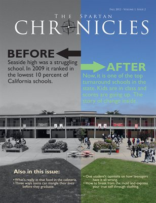 Spartan Chronicles Issue 2