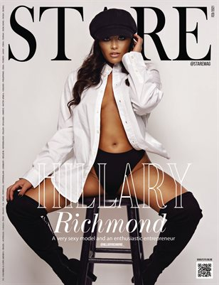 STARE Magazine - HILLARY RICHMOND - Feb/2021 - Issue #13
