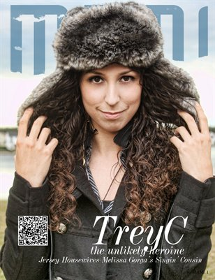 MAMi Magazine Holiday 2011 TreyC Edition