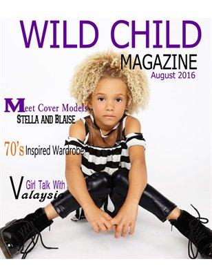 Wild Child Magazine August 2016