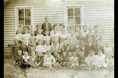 1908 Jackson School, Marshall County, Kentucky