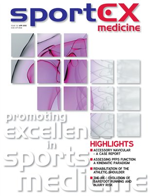 sportEX medicine: April 2012 (Issue 52)