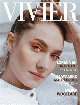 Vivier Magazine July Issue 2021