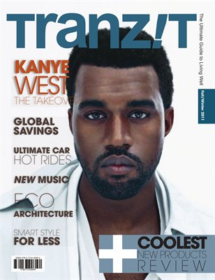 Tranzit Magazine Fall - Winter 2011