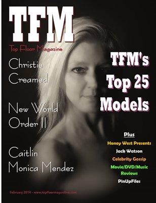 Top Floor Magazine February 2014