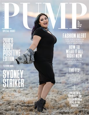 PUMP Magazine - The Body Positive Edition Vol.1