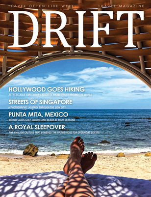 DRIFT Travel Magazine Aug/Sep 2019