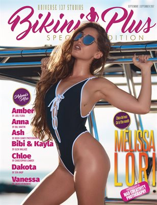 BIKINI PLUS MAGAZINE SEPTEMBER 2017