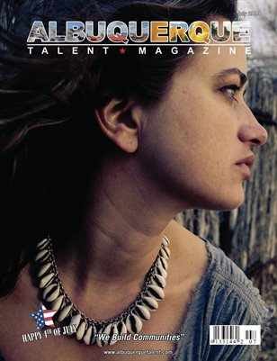 Albuquerque Talent Magazine July 2014 Edition