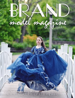 Brand Model Magazine Issue # 211