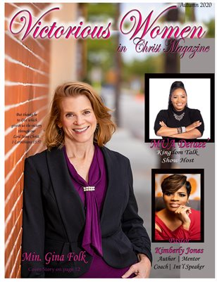 Victorious Women in Christ Magazine (Autumn 2020)