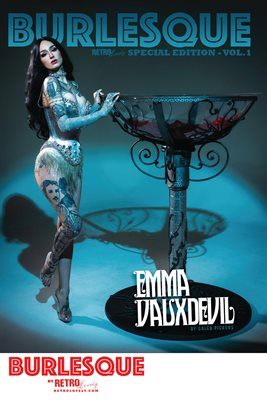 Emma Vauxdevil Cover Poster