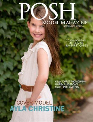 POSH Model September Issue 4