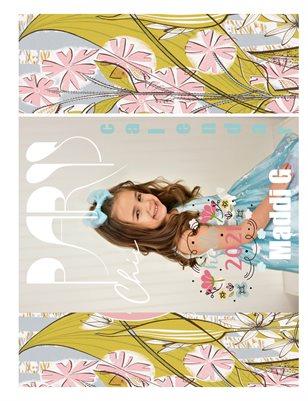 Paris Chic Kids Calendar part 9
