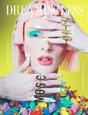 DREAMINGLESS MAGAZINE - THE KAWAII ISSUE - ISSUE 19.2