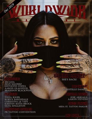 Worldwide Ink: December 2019 Issue (Cover B)