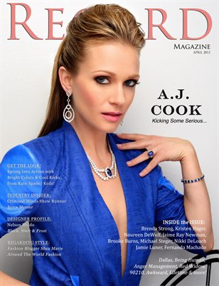Regard Magazine April/May 2013 Issue 19