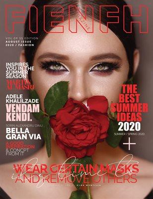 Fienfh Magazine August Issue 2020