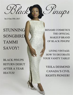 Black Pinups Issue 13