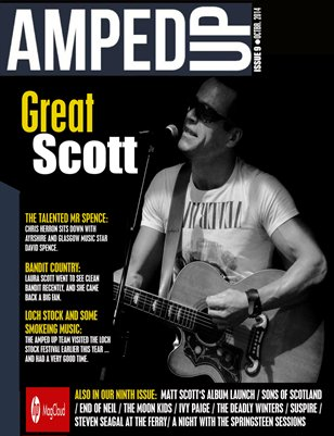 Amped Up Scotland Issue 9