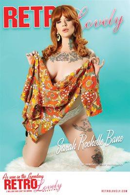 Sarah Rochelle Bane RL140 Cover Poster