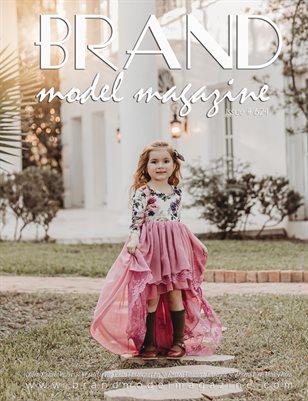 Brand Model Magazine  Issue # 624