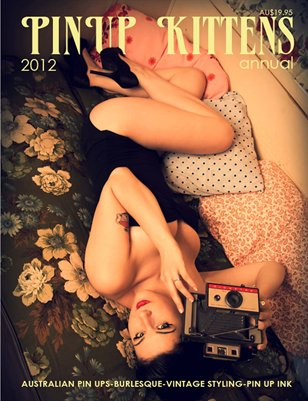 PinUp Kittens Annual