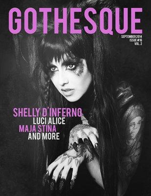 Issue #16 Vol. 2 – September 2014