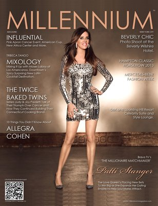 MILLENNIUM MAGAZINE | October 2013