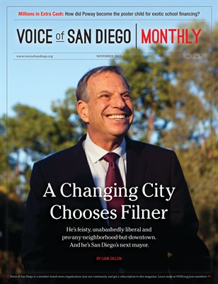 Voice of San Diego Monthly | November 2012