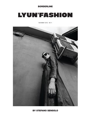 LYUN ISSUE No.11 (VOL No.5) C3