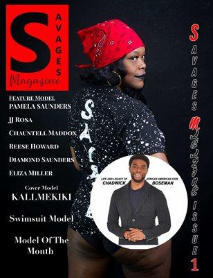 Savages Magazine Issue #1