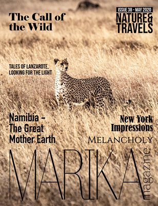 MARIKA MAGAZINE NATURE & TRAVELS (May - issue 38)
