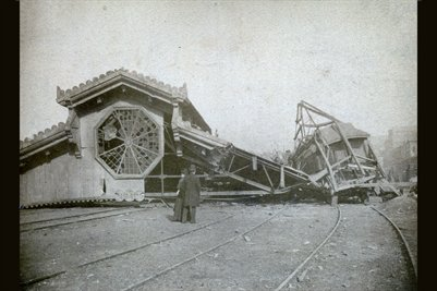 No.8 1890 Tornado hits Louisville, Kentucky