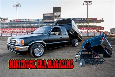 MINITRUCK ERA MAGAZINE Issue 1 DAN SANCH