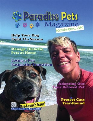 Paradise Pets Magazine, Ketchikan, AK  Vol. 1 Issue 1