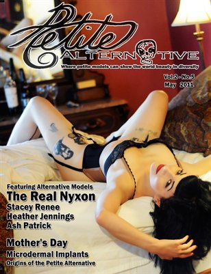 The Petite Alternative - May 2011 - Cover 2