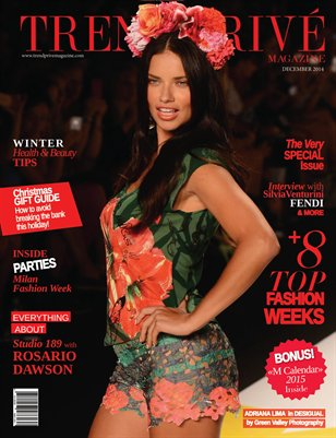 Trend Privé Magazine December Special Issue 2014