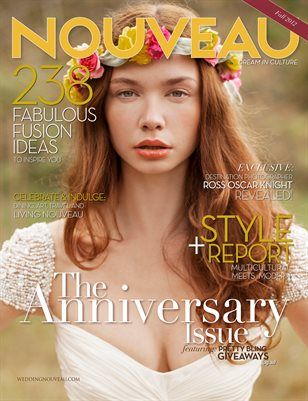 No. 5 | The Anniversary Issue - Fall/Autumn 2012
