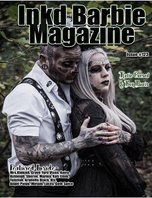 Inkd Barbie Magazine Issue #123 - Katie Cursed & Ben