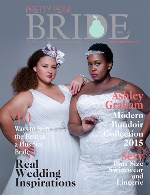 Pretty Pear Bride Magazine Summer Issue {V14}