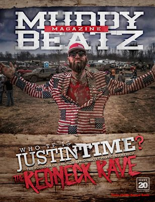 Muddy Beatz Magazine Issue #20 RedneckRave Edition