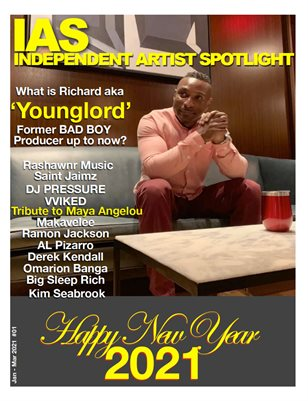 iAS Mag featuring 'Younglord' from BAD BOY