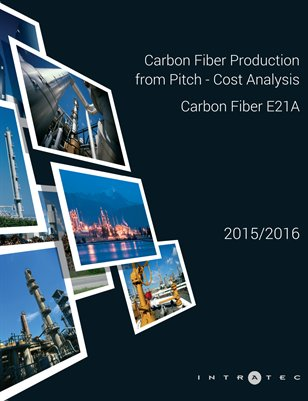 Carbon Fiber Production from Pitch - Cost Analysis - Carbon Fiber E21A