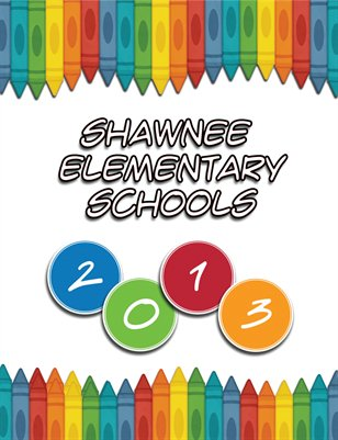 2013 Shawnee Elementary Yearbook