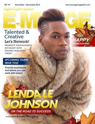 November - December 2014 Edition 1