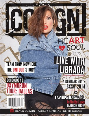 COSIGN Magazine Issue 8: HeART & Soul Issue